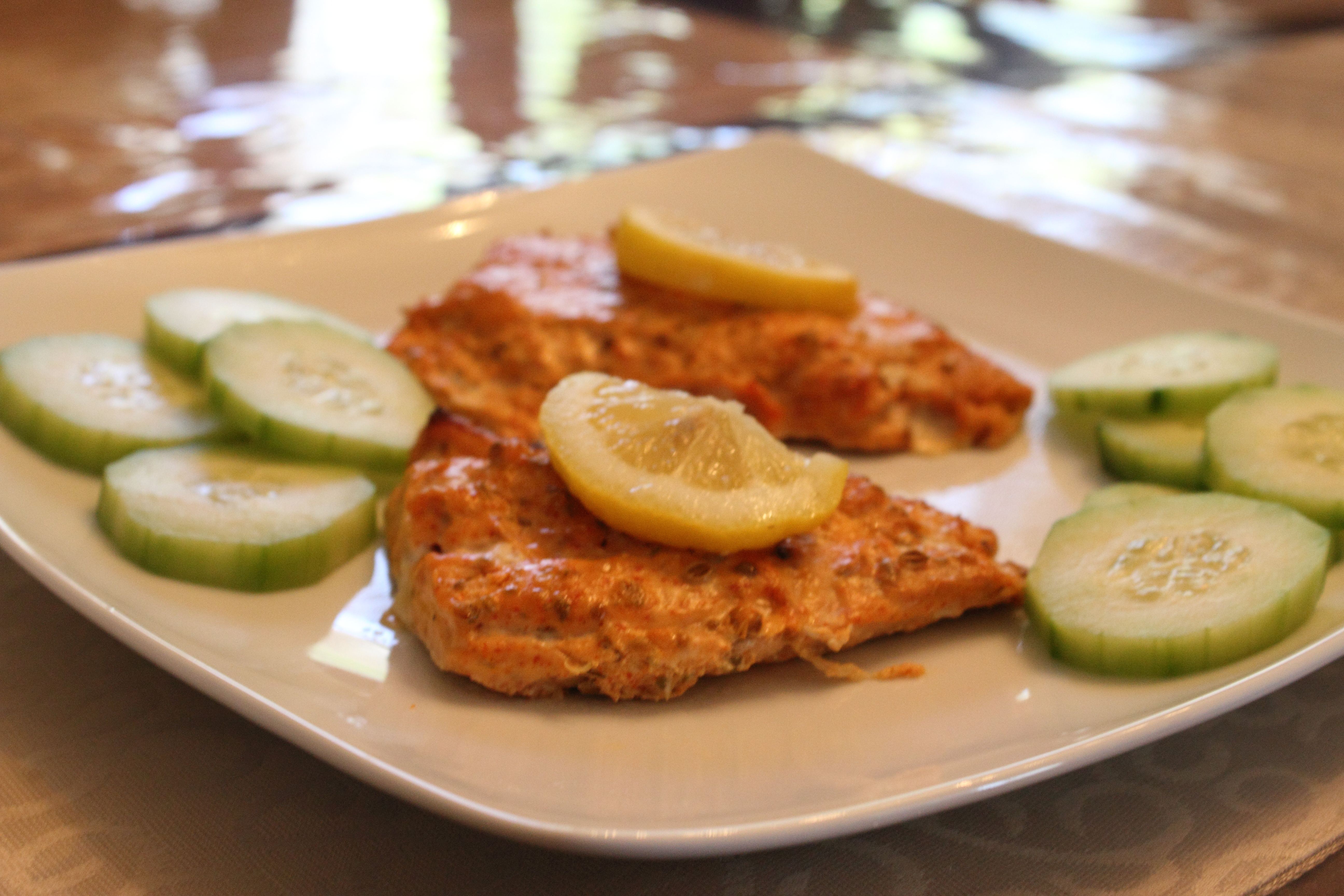 Easy Indian Recipes Baked Salmon
